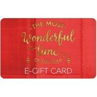 M&S Christmas Text E- Gift Card - 500