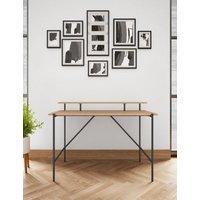 M&S Austin Desk - 1SIZE - Oak, Oak