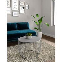 M&S Loft Lois Coffee Table - 1SIZE - Grey, Grey