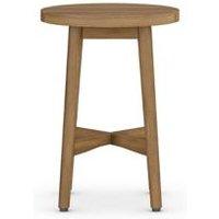 M&S Capri Garden Side Table - 1SIZE - Teak, Teak
