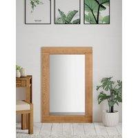 MandS Sonoma™ Mirror - Oak, Oak