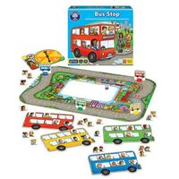 M&S Orchard Toys Unisex Bus Stop Game (4+ Yrs) - 1SIZE
