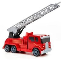 M&S Addo Play Unisex Friction Lights & Sounds Fire Truck Toy (3-6 Yrs) - 1SIZE