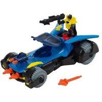 M&S Imaginext Unisex Batmantm Deluxe Batmobile Toy (3-8 Yrs) - 1SIZE