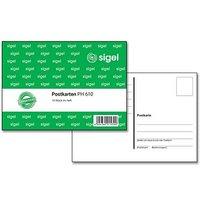 SIGEL Formularbuch PH610 Postkarte