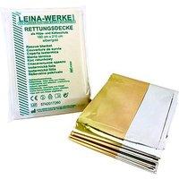 LEINA-WERKE Rettungsdecke 150,0 cm x 85,0 cm