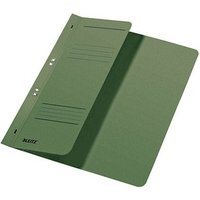 LEITZ Ösenhefter 3740 Karton grün DIN A4