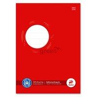 Staufen® Heftumschlag green rot Papier DIN A4