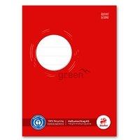 Staufen® Heftumschlag green rot Papier DIN A5