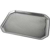 5 PAPSTAR Einweg-Servierplatten   Aluminium