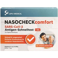 NASOCHECK Laien-Antigen-Schnelltest comfort