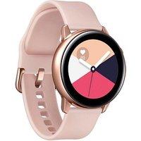 SAMSUNG Galaxy Watch Active Smartwatch roségold