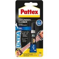Pattex Ultra Gel Sekundenkleber 3,0 g