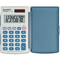 SHARP EL-243S Taschenrechner
