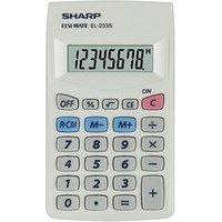 SHARP EL-233S Taschenrechner