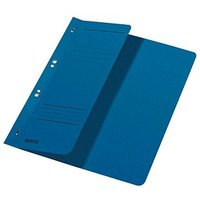 LEITZ Ösenhefter 3740 Karton blau DIN A4