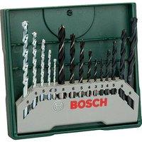 BOSCH Mini-X-Line Bohrer-Set 15-teilig