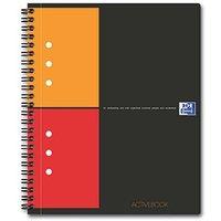 OXFORD Collegeblock Activebook DIN A5 kariert