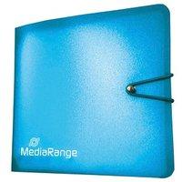 MediaRange CD-/DVD-Mappe   blau