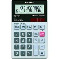SHARP EL-W211G Taschenrechner