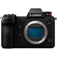 Panasonic Lumix S1 DSLM - Spiegellose Systemkamera