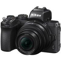 Nikon Z 50 Kit mit DX 16-50mm/3,5-6,3 VR