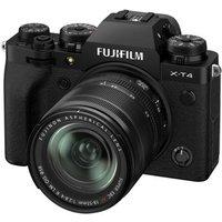 Fujifilm X-T4 - APS-C Kamera mit Bildstabilisator im Kameragehäuse