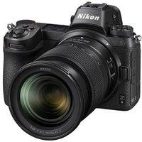 Nikon Z 6 mit Z 24-70mm 1:4 S und FTZ Adapter