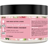 Love Beauty and Planet Blooming Strength and Shine 2 Minute Magic Masque 300ml