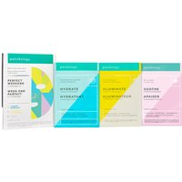Patchology Perfect Weekend FlashMasque Trio