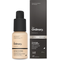 The Ordinary Colours Coverage Foundation with SPF 15 30ml 1.2N Light