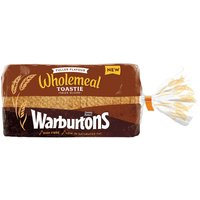 Warburtons Fuller Flavour Wholemeal Toastie 800g