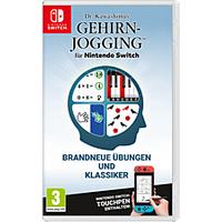 Switch - Dr. Kawashimas Gehirn-Jogging /D