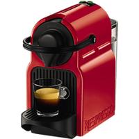 Krups Inissia Xn1005 - Nespresso Maschine (Red)
