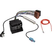 HAMA 080720 KFZ-AD.AUDI,VW ISO - ISO Adaptateur (Multicolore)