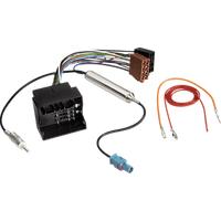 HAMA 080719 KFZ-AD.DIN AUDI,VW - DIN-Adapter (Mehrfarbig)