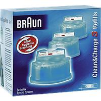 Braun Clean&Renew cartouches de nettoyage. (20902503N)