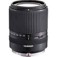 TAMRON TAMRON 14-150mm, F/3.5-5.8 Di III, noir (Noir)