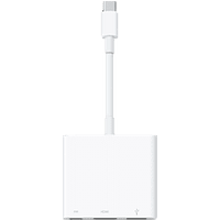 Apple usb-c digital av multiport adapter muf82zm/a