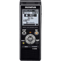 OLYMPUS WS-853 - Enregistreur vocal (Noir) (V415131BE000)