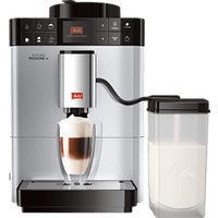 Melitta F 530/1-101 Caffeo Passione One Touch - Kaffeevollautomat (Silber)