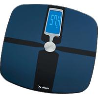 Trisa Body Analyze 4 - Pèse-personne (Bleu)