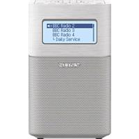 SONY XDR-V1BTDW - Radio de cuisine (DAB+, FM, Blanc)