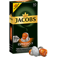 Jacobs Espresso 7 Classico 10C - Kaffeekapseln