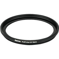 Hama Profi Line 58 mm - Filtre UV (Noir)