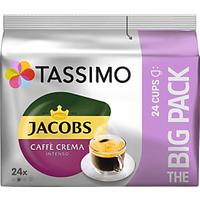 Tassimo 648545 Caffe Crema Intenso BIG Pack - Kaffeekapseln
