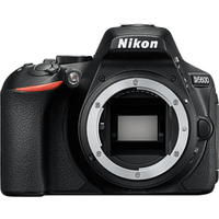NIKON D5600 Body (24.2 MP, Bluetooth 4.1, WLAN, NFC)
