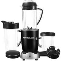 NUTRIBULLET RX+SOUPERBLAST PITCHER 9PCS - (Weiss)
