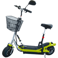 Hitec Scooter HT CDR 300, vert - Scooter électrique ()