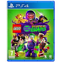 PS4 - Lego DC Super-Villains (D/f) Box (310328)